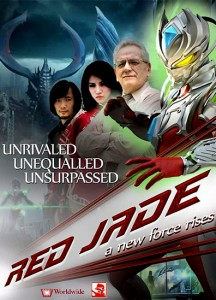 """Red Jade"" Promotional Poster"