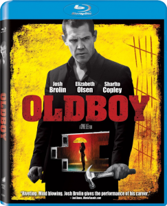 Spike Lee's Oldboy | Blu-ray & DVD (Sony)