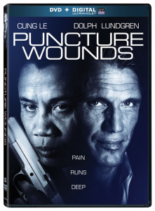 Puncture Wounds| DVD (Lionsgate)