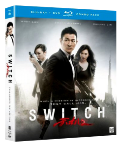 Switch | Blu-ray & DVD (Funimation)