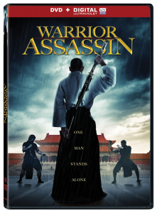 Warrior Assassin | DVD (Lionsgate)