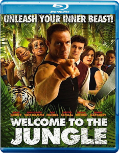 Welcome to the Jungle | Blu-ray & DVD (Universal)