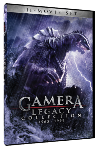 Gamera: 11-Film Legacy Collection | DVD (Mill Creek)