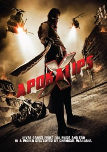 Apokalips X | DVD (Action Slate)