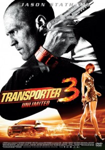 """Transporter 3"" Japanese DVD Cover"