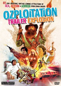Ozploitation Trailer Explosion | DVD (Intervision)