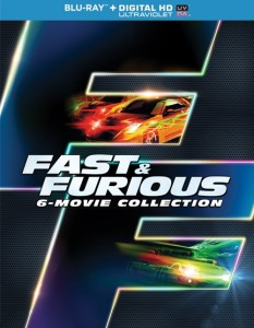 Fast & Furious 1-6 Collection | Blu-ray (Universal)