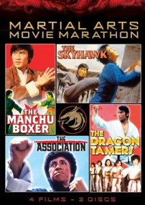 Martial Arts Movie Marathon | DVD (Shout! Factory)