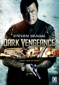 """Dark Vengeance"" Movie Poster"