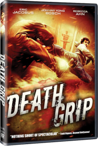 Death Grip | DVD (Osiris Entertainment)