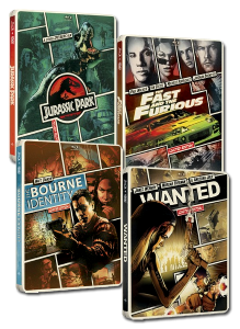 Universal's 2nd Wave of Limited Edition Steel Book Titles