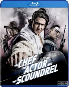 The Chef, the Actor, the Scoundrel | Blu-ray & DVD (Well Go USA)