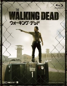 """The Walking Dead"" Japanese Blu-ray Set"