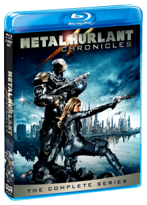Metal Hurlant Chronicles | Blu-ray & DVD (Shout! Factory)
