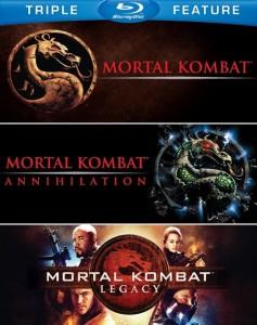 Mortal Kombat: 3-Disc Collection   Blu-ray (Warner)