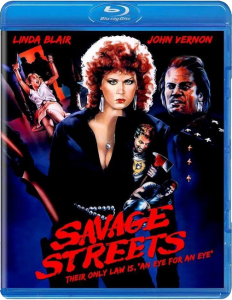 Savage Streets | Blu-ray (Code Red)