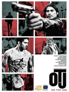 """On The Job"" Theatrical Poster"