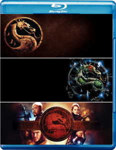 Mortal Kombat: 3-Disc Collection | Blu-ray (Warner)