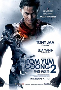 """Tom Yum Goong 2"" Theatrical Poster"