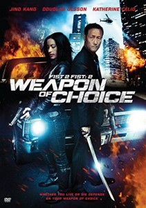 """Weapon of Choice"" DVD Cover"