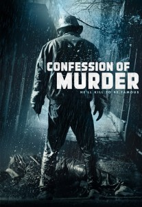 """Confession of Murder"" DVD Cover"