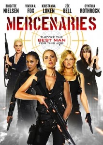 Mercenaries | Blu-ray & DVD (The Asylum)