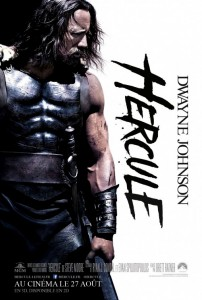 """Hercules"" International Theatrical Poster"