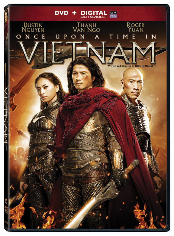 Once Upon a Time in Vietnam 2013 ENGDUB DVDRip XviD-AQOS