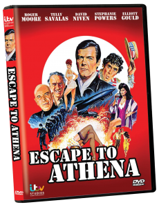 Escape to Athena | DVD (Henstooth Video)