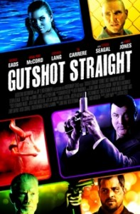 """Gutshot Straight"" Theatrical Poster"