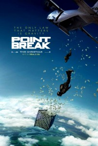 """Point Break"" Teaser Poster"