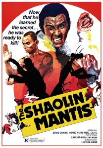 """""""Shaolin Mantis"""" Theatrical Poster"""