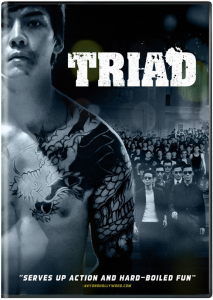 Triad | DVD (Well Go USA)