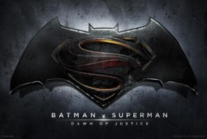 'Batman v Superman: Dawn of Justice' Logo