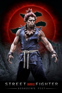 """Street Fighter: Assassin's Fist"" Akuma Poster"