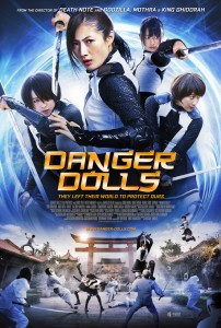 Danger Dolls | DVD (Millennium)