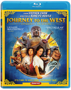 Journey to the West | Blu-ray & DVD (Magnolia)
