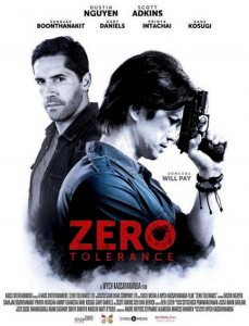 """Zero Tolerance"" Theatrical Poster"