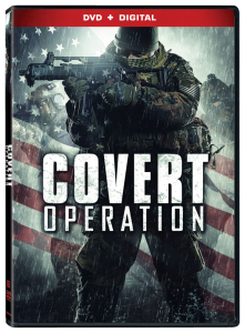"""Covert Operation"" DVD Cover"