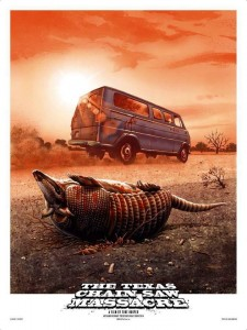"""The Texas Chain Saw Massacre: 40th Anniversary"" Theatrical Poster"