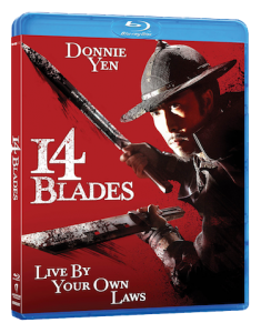 14 Blades | Blu-ray & DVD (Anchor Bay)