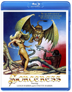 Sorceress | Blu-ray & DVD (Kino International)