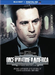 Once Upon a Time in America: Extended Director's Cut | Blu-ray & DVD (Warner)