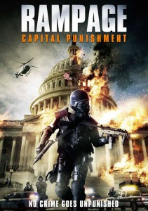 Rampage: Capital Punishment | Blu-ray & DVD (Phase 4 Films)