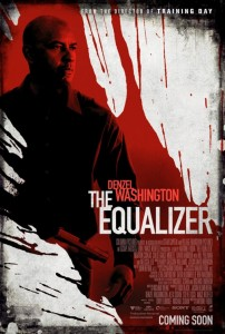 """The Equalizer"" Theatrical Poster"