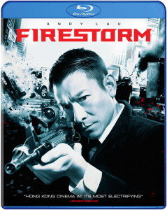 Firestorm | Blu-ray & DVD (Well Go USA)