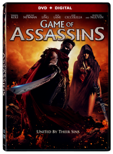 Game of Assassins | aka The Gauntlet | DVD (Lionsgate)