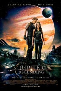 """Jupiter Ascending"" Theatrical Poster"