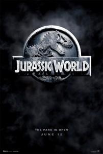 """""""Jurassic World"""" Teaser Poster"""