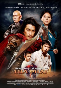 """Once Upon a Time in Vietnam"" Vietnamese Theatrical Poster"